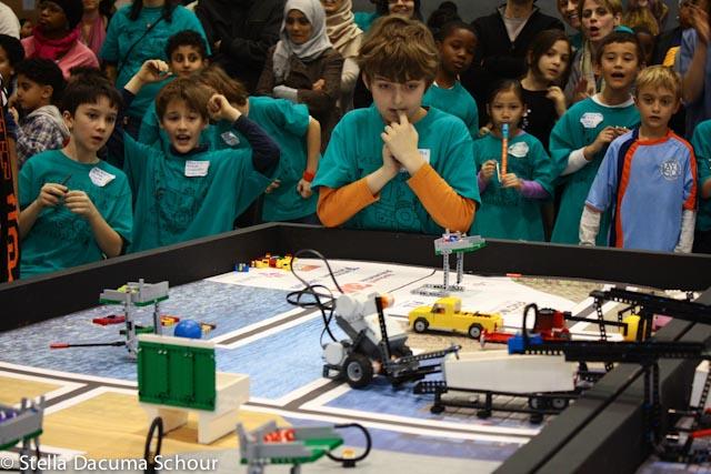 First Lego League Brooklyn Qualifier Events 2012 by Stella Dacuma Schour-320