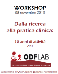 "Workshop ODFLAB: ""Dalla ricerca alla pratica clinica"""