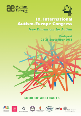 "3°parte reportage ""New Dimensions for Autism"""