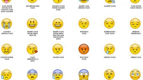 Autismo: l'artista che utilizza le faccine (emoticon) per il riconoscimento emotivo