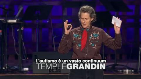 Autismo, Temple Grandin: Il mondo ha bisogno di tutti i tipi di mente