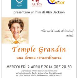 """Bolzano: """"Temple Grandin, una donna straordinaria"""" Film"""