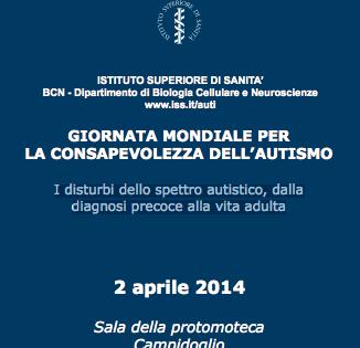 ISS Roma: I disturbi dello spettro autistico, dalla diagnosi precoce alla vita adulta