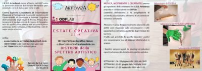 Estate creativa 2014 – Un'esperienza educativa e divertente