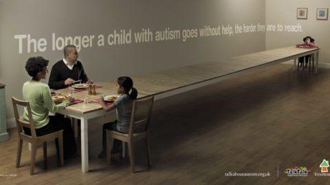 Un' applicazione per rilevare la presenza di sintomi dell'autismo