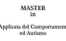 Master su autismo e ABA, Università di Salerno