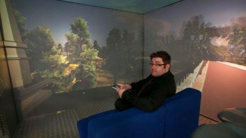 La realtà virtuale come parte della terapia per l'autismo
