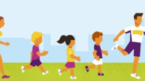 La corsa come parte della terapia per l'autismo