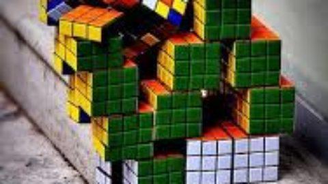 Cubo di Rubik, un ragazzo con ASD scopre la sua passione