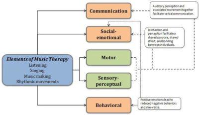Musica , Neuroscienze e Autismo: dalla ricerca alla terapia