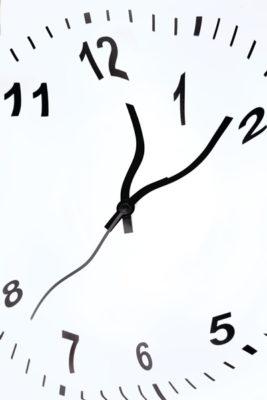 La percezione del tempo nelle persone con autismo