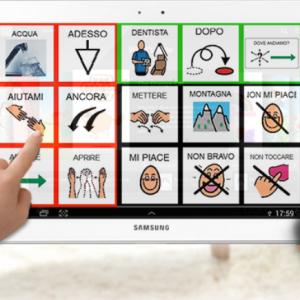Un tablet come supporto alla rete terapeutica