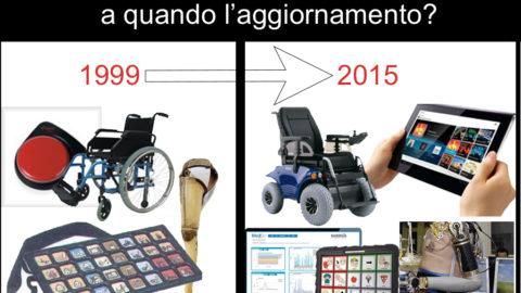 Ausili disabilità: Le Iene intervistano Renzi sul nomenclatore tariffario fermo al '99