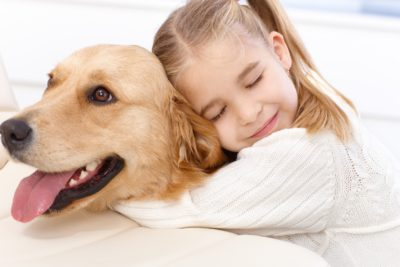 Un cane per l'autismo