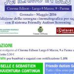Audio basso, luci soffuse e altro: a Parma il primo cinema a misura di autismo