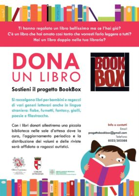 Book Box – libri in cammino