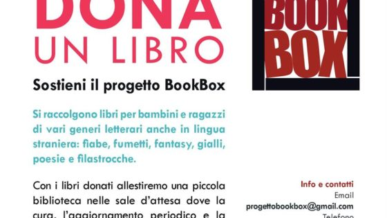 Book Box – libri in cammino