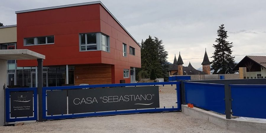 Trentino casa sebastiano il centro per autismo pi for Casa piu il mobile