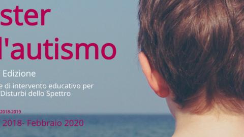 Università di Trento: aperte le iscrizioni al Master Autismo 2018