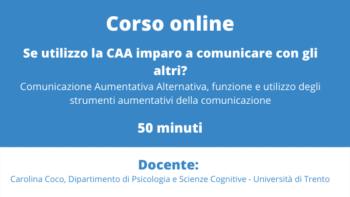 4- Se utilizzo la CAA imparo a comunicare con gli altri?